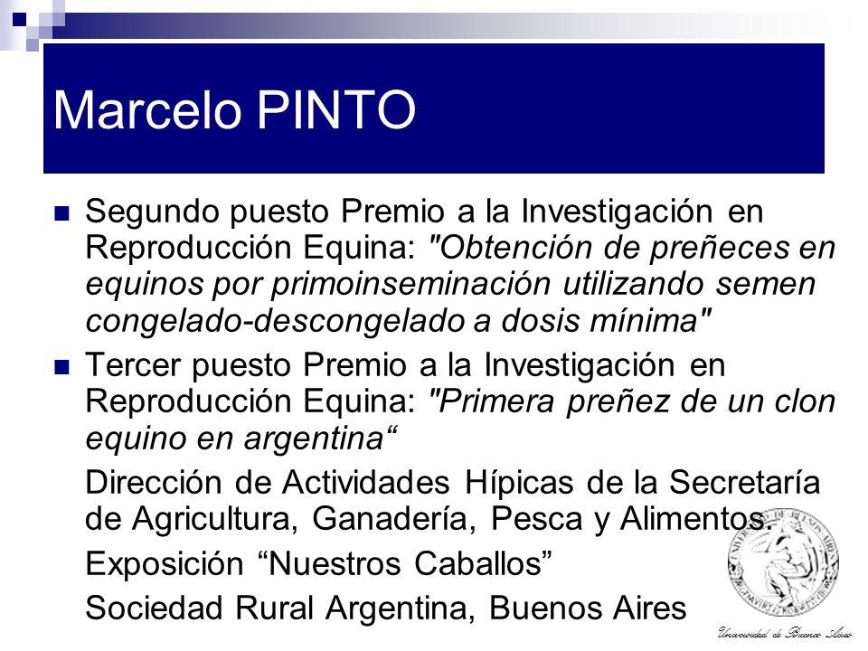 Marcelo PINTO