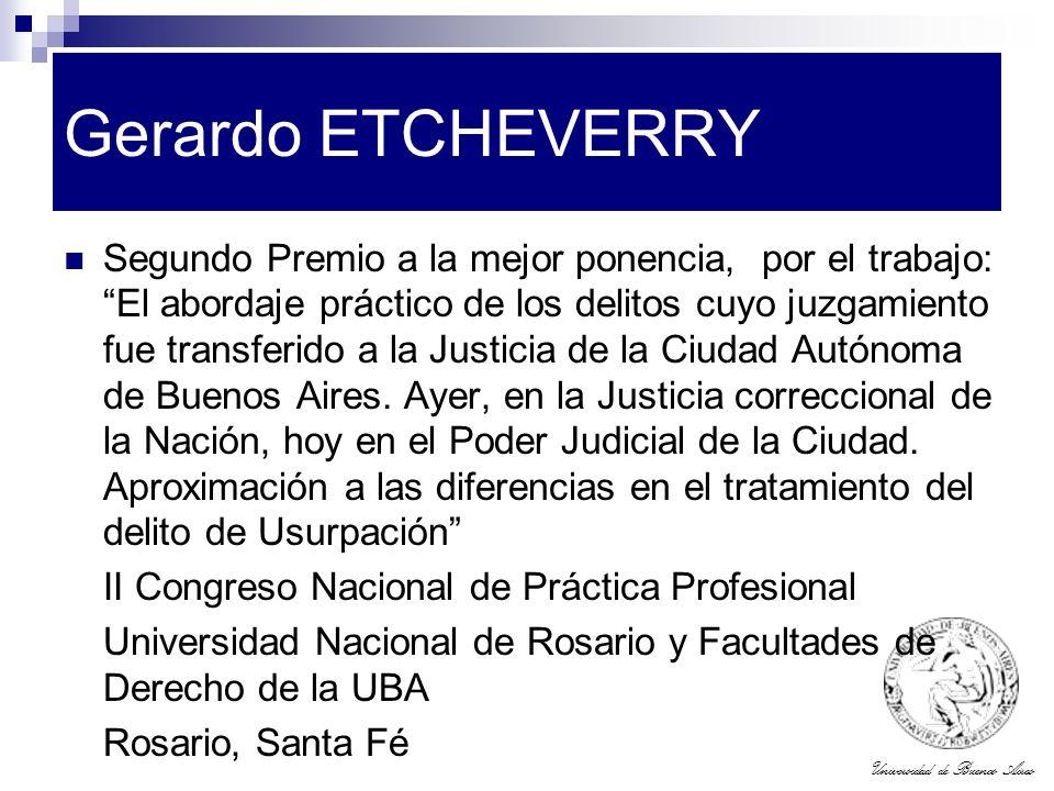 Gerardo ETCHEVERRY