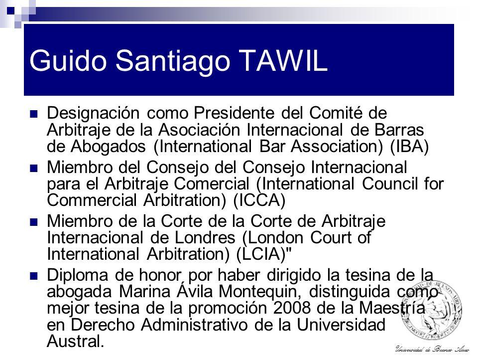 Guido Santiago TAWIL