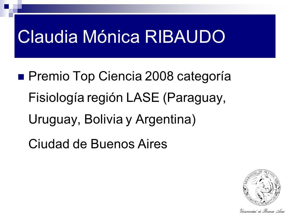 Claudia Mónica RIBAUDO