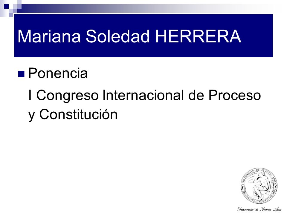 Mariana Soledad HERRERA