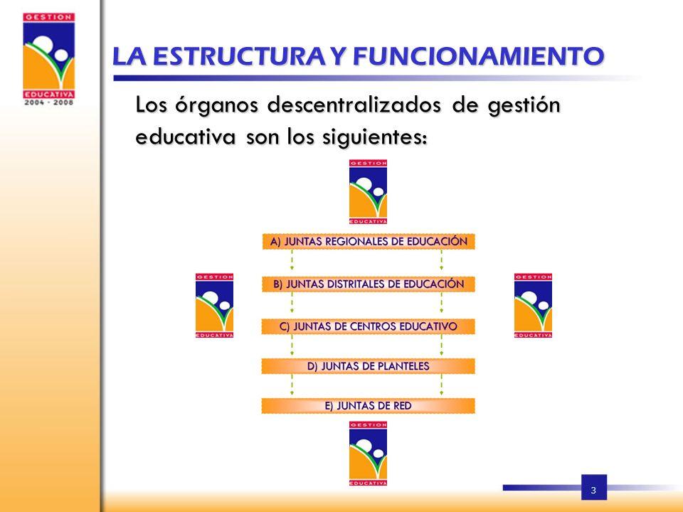 LA ESTRUCTURA Y FUNCIONAMIENTO