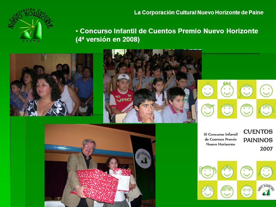 Concurso Infantil de Cuentos Premio Nuevo Horizonte