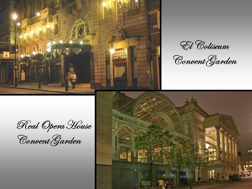 El Coliseum Convent Garden