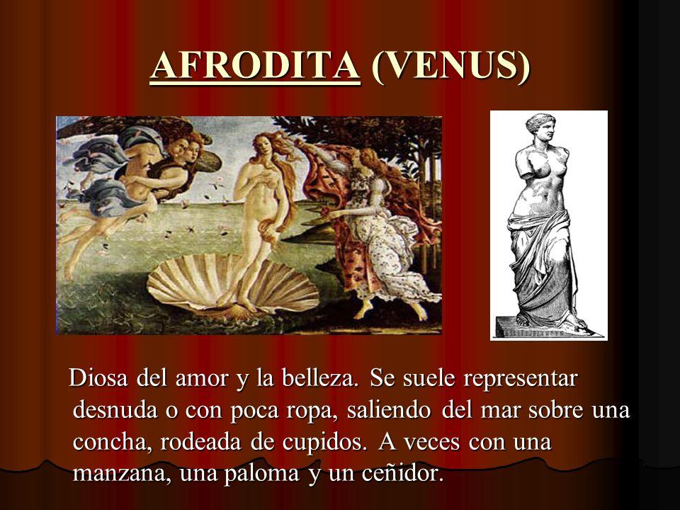 AFRODITA (VENUS)