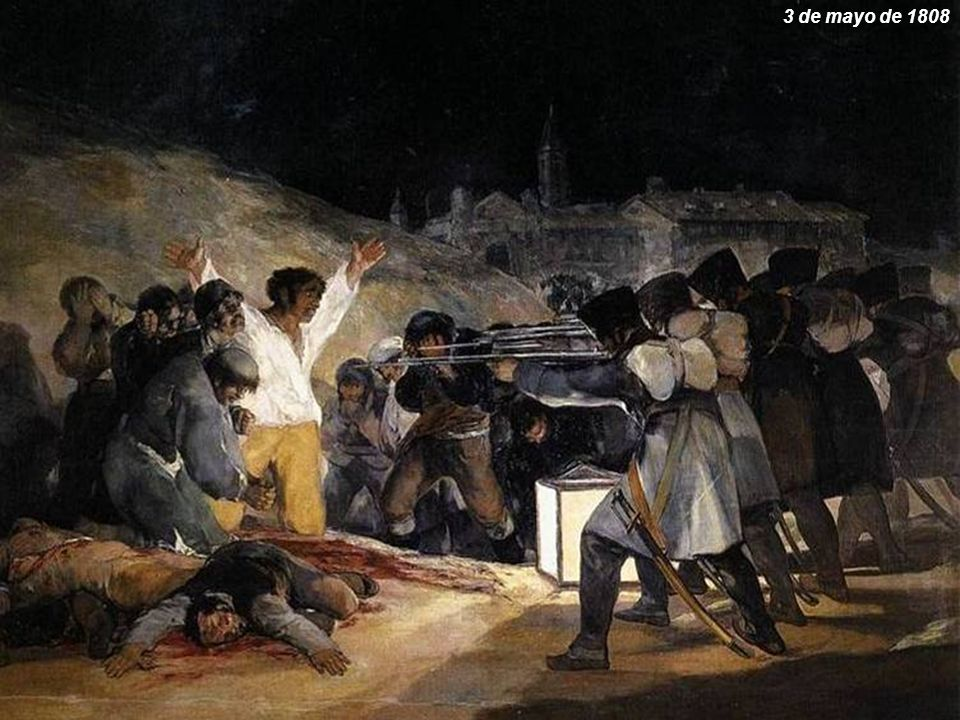 3 de mayo de 1808