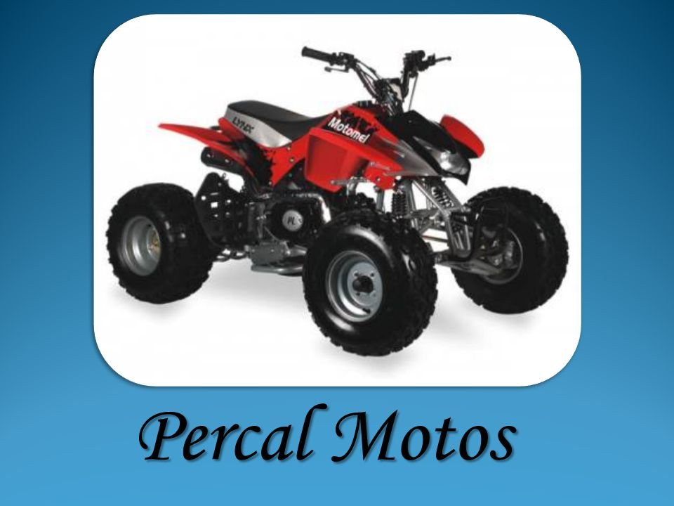 Percal Motos