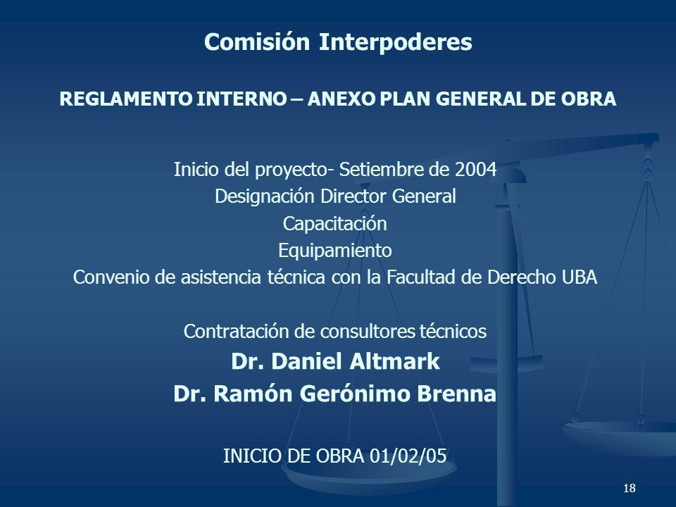 Comisión Interpoderes