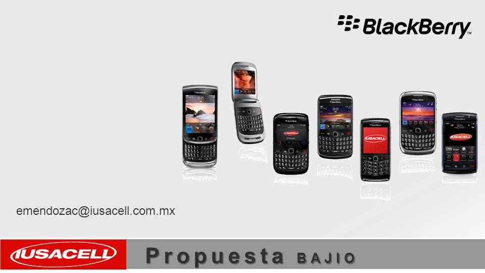 emendozac@iusacell.com.mx Propuesta BAJIO
