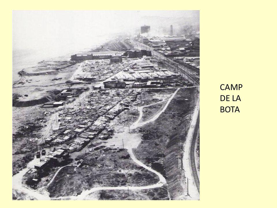 CAMP DE LA BOTA
