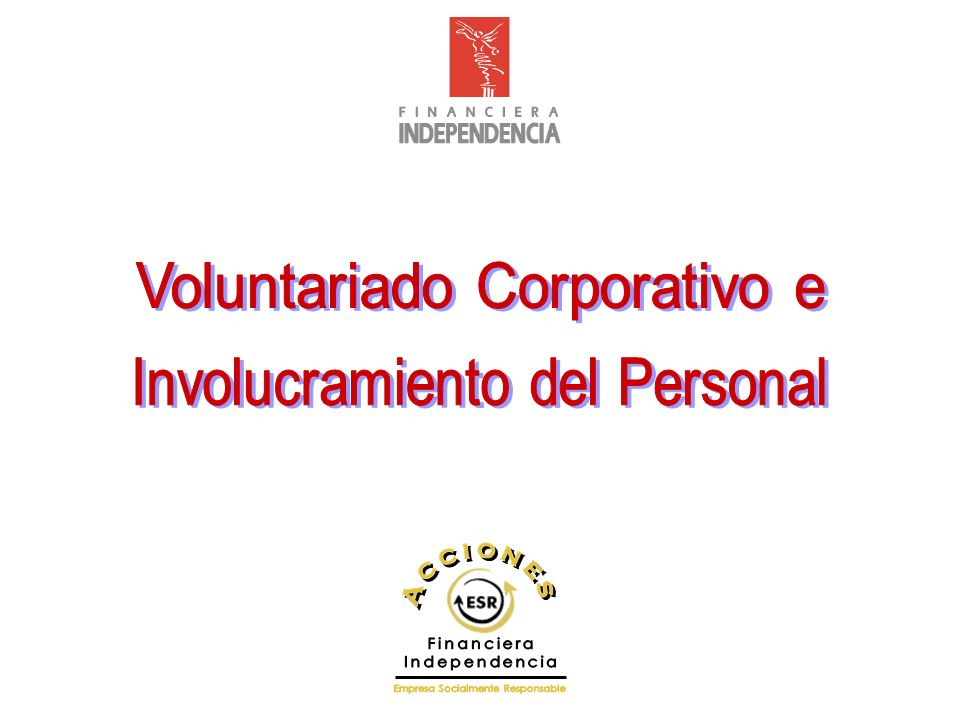 Voluntariado Corporativo e