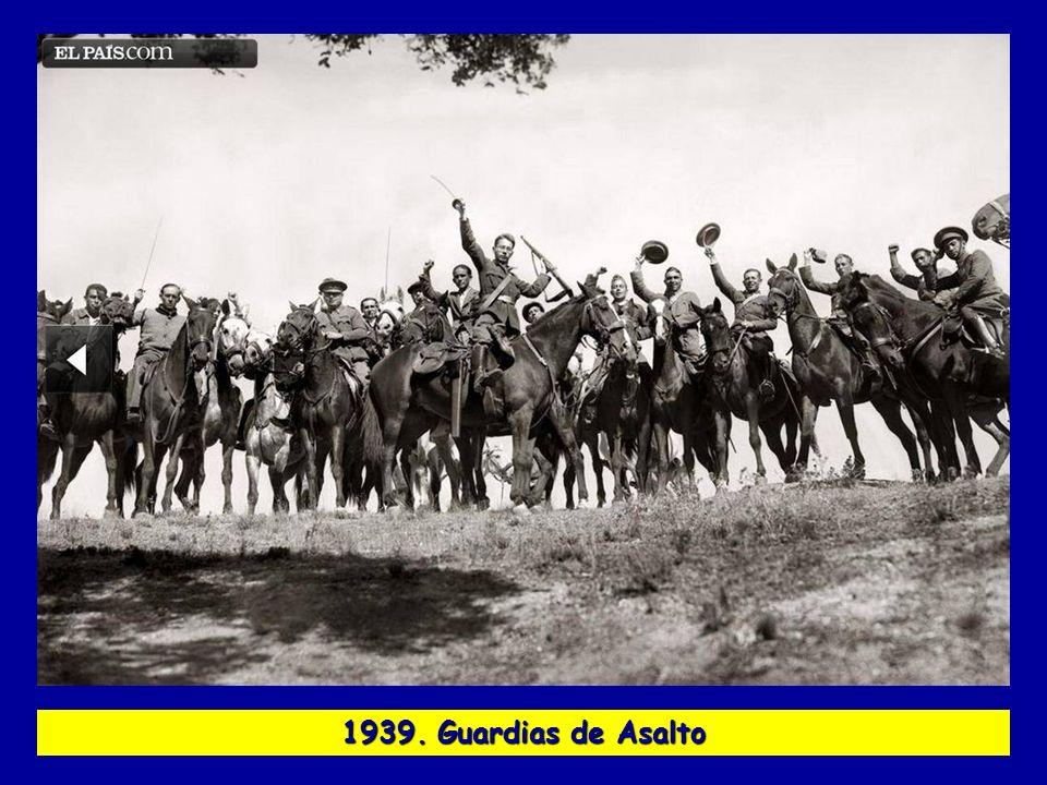 1939. Guardias de Asalto