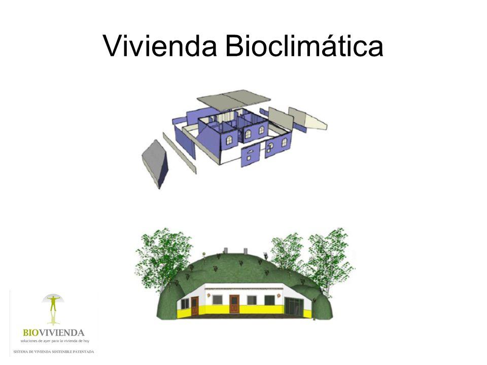 Vivienda Bioclimática