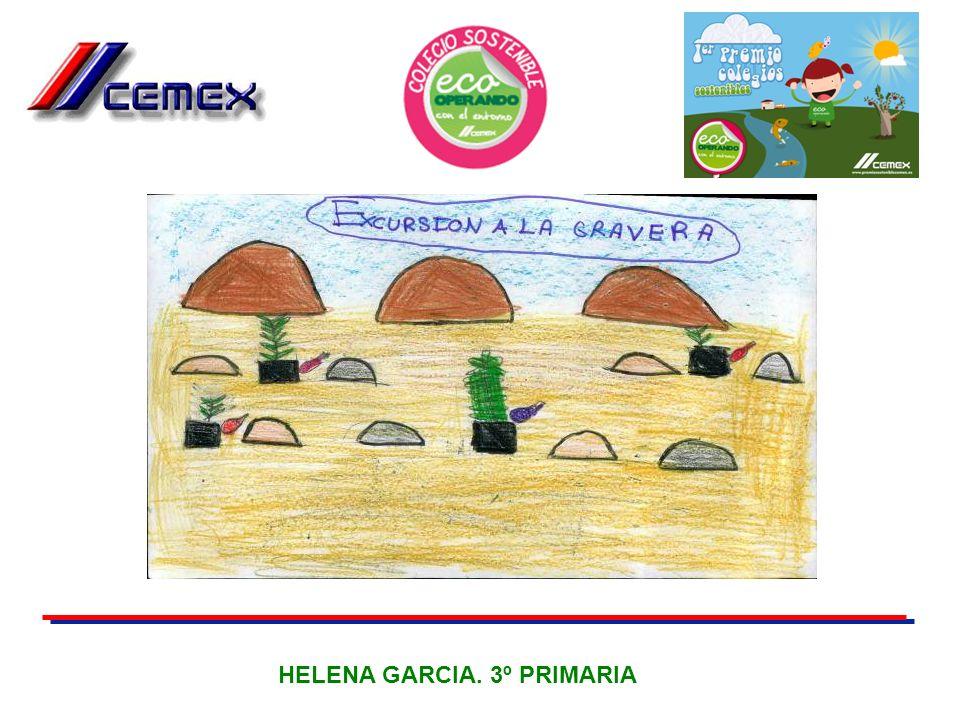 HELENA GARCIA. 3º PRIMARIA