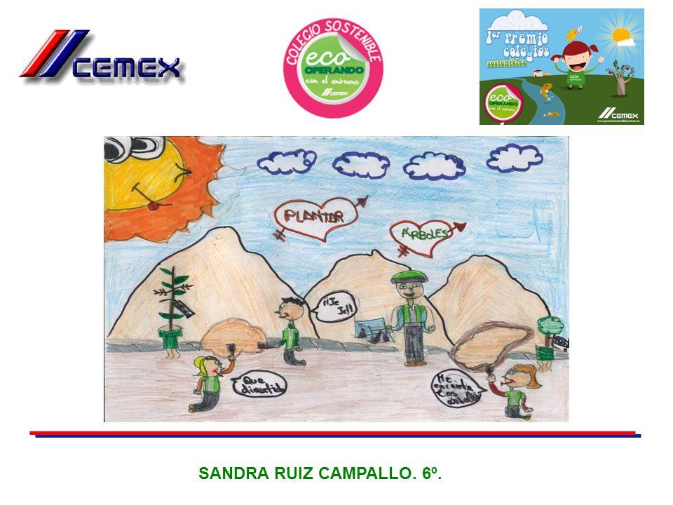 SANDRA RUIZ CAMPALLO. 6º. 39