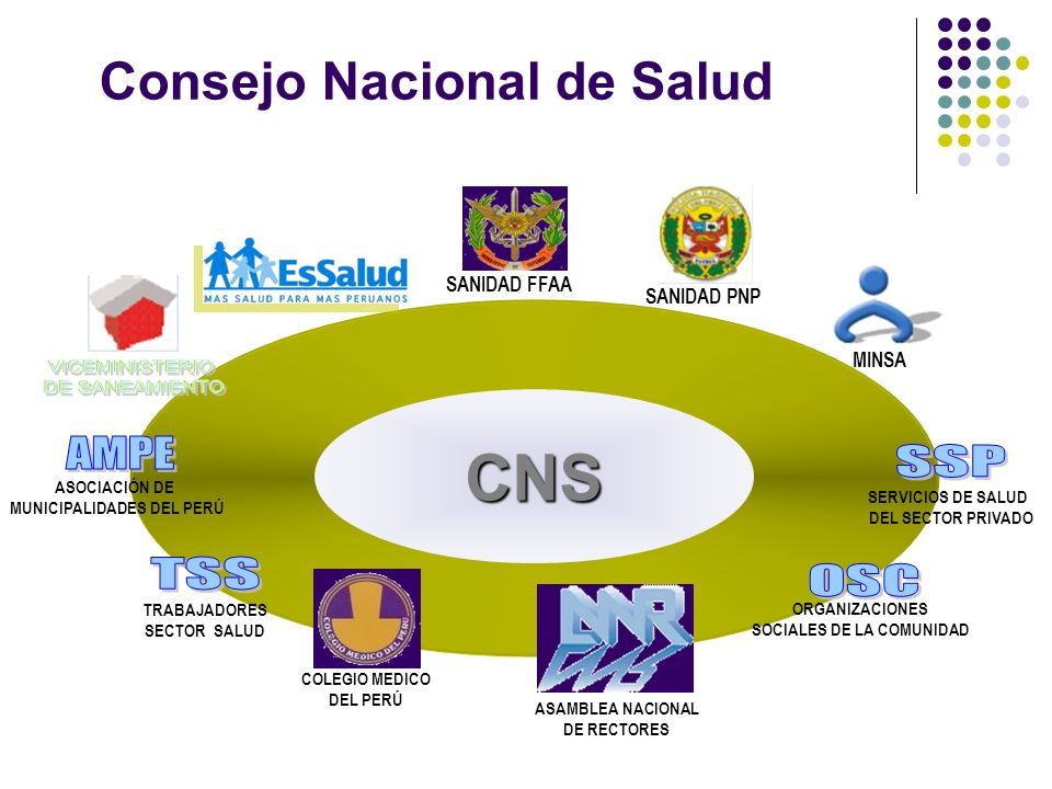 MUNICIPALIDADES DEL PERÚ SOCIALES DE LA COMUNIDAD