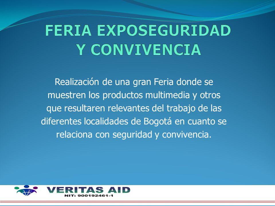 FERIA EXPOSEGURIDAD Y CONVIVENCIA