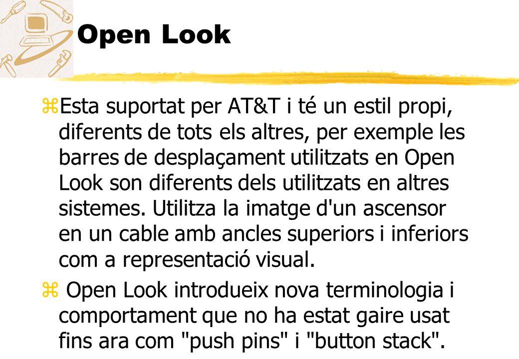 Open Look