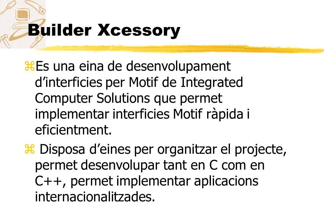 Builder Xcessory