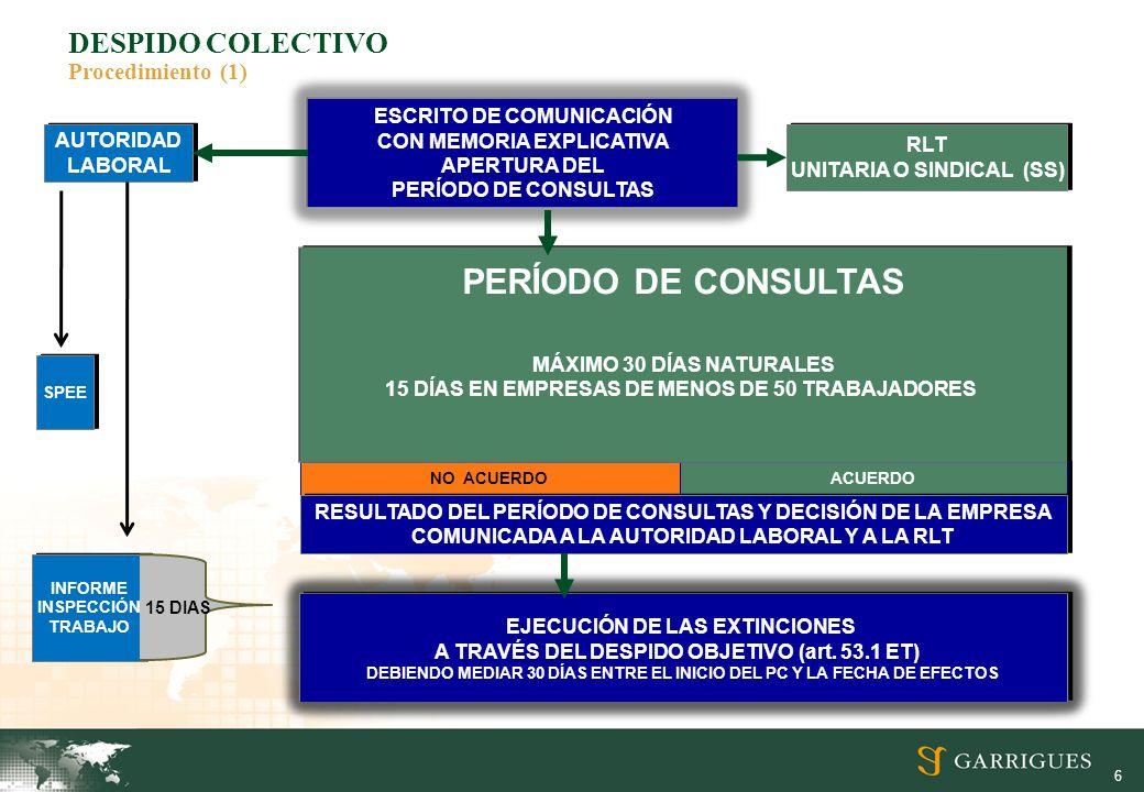 ESCRITO DE COMUNICACIÓN CON MEMORIA EXPLICATIVA