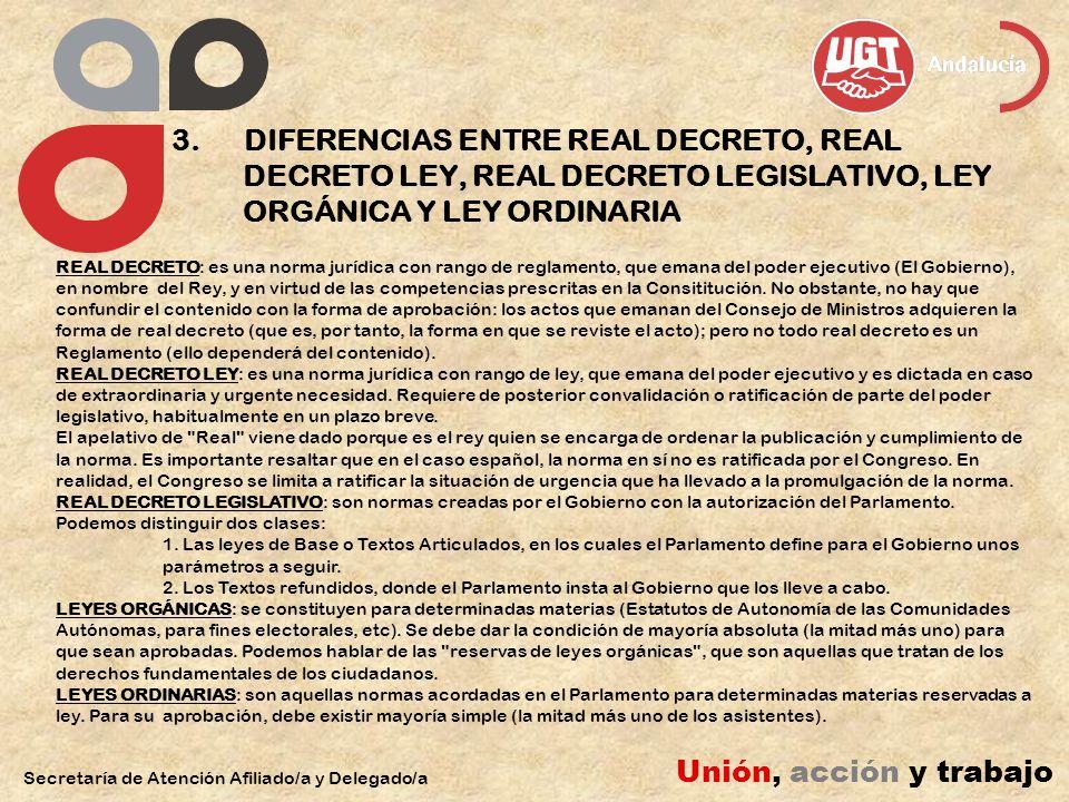 Secretaría de Atención Afiliado/a y Delegado/a