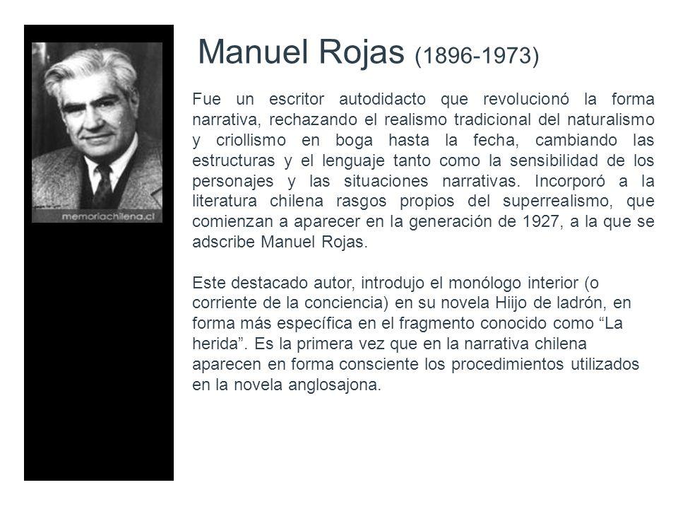 Manuel Rojas (1896-1973)