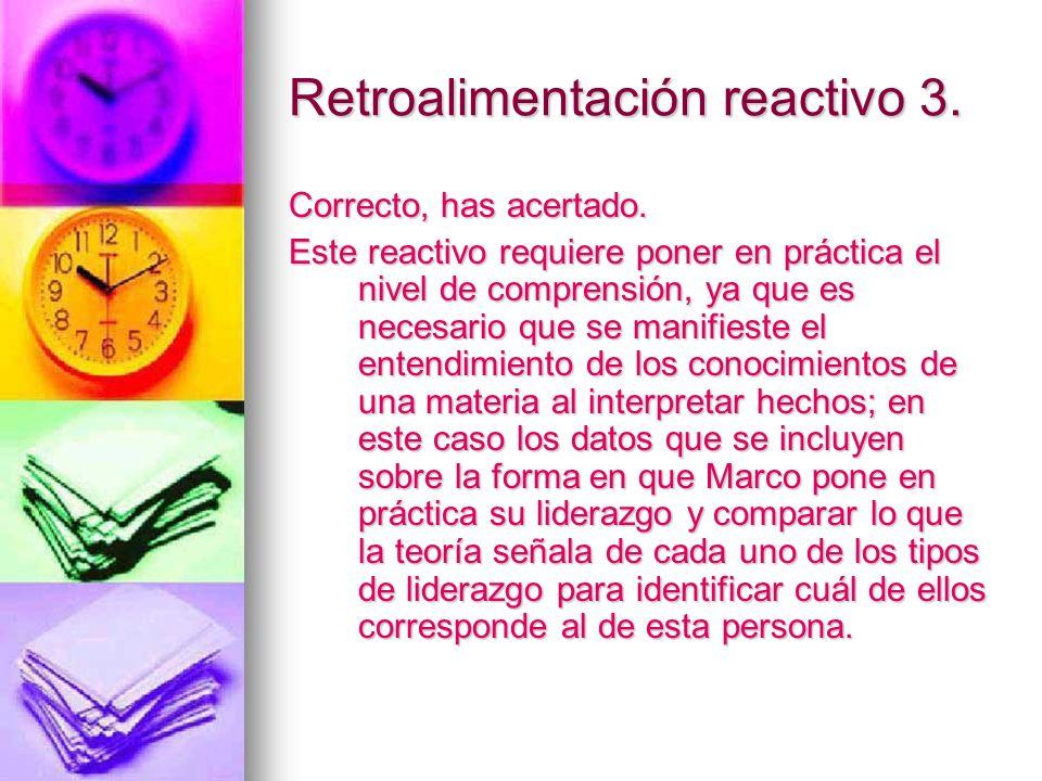 Retroalimentación reactivo 3.