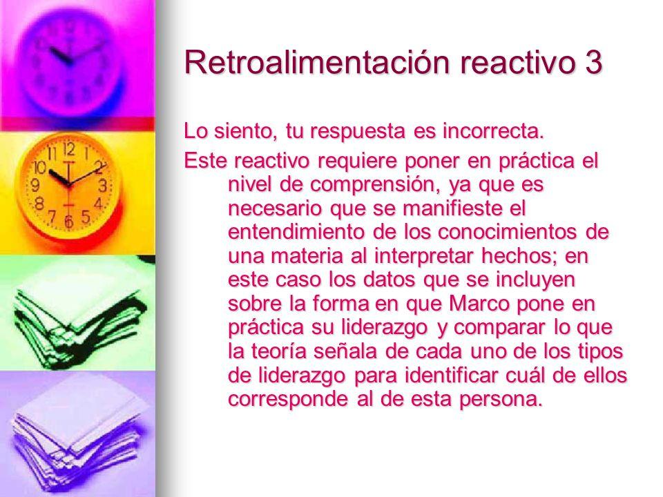 Retroalimentación reactivo 3