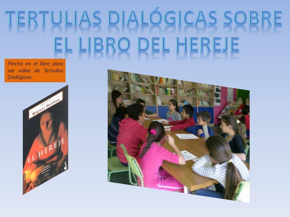 Tertulias dialógicas sobre