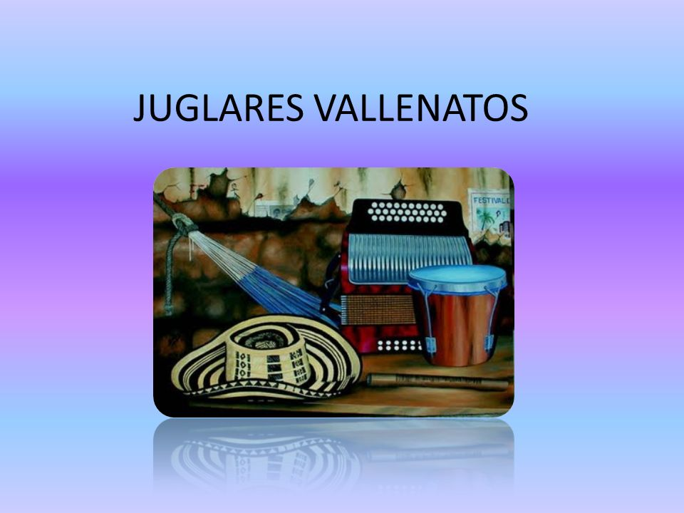 JUGLARES VALLENATOS