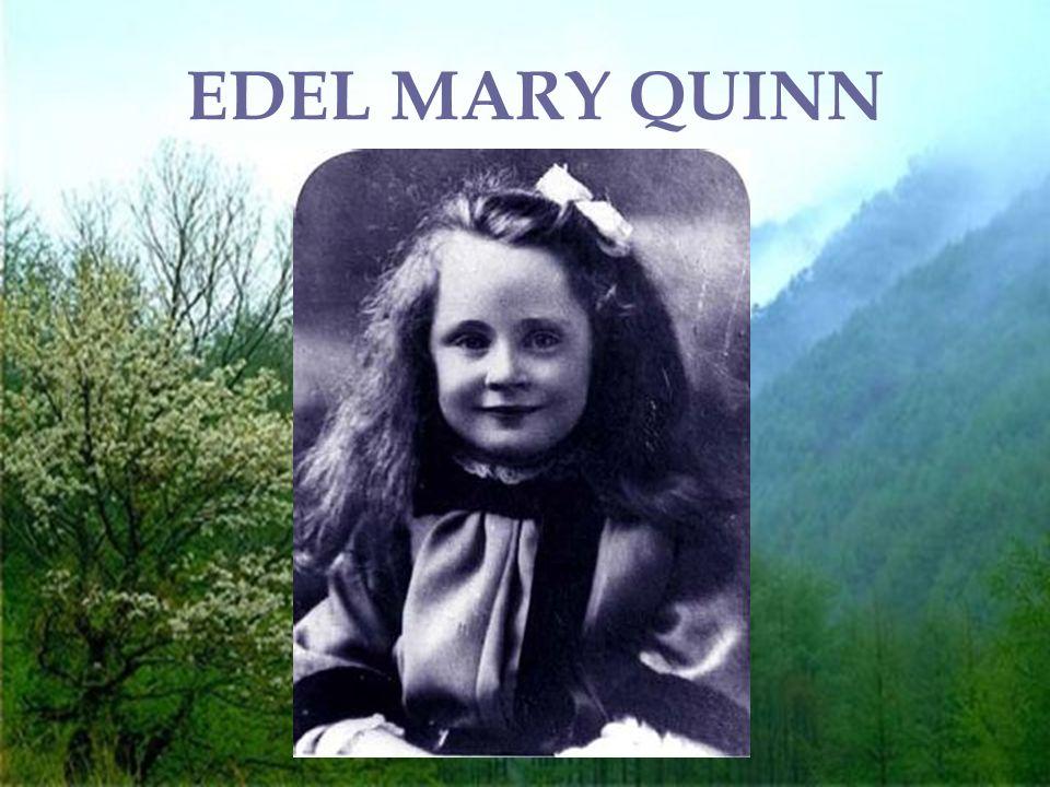 EDEL MARY QUINN