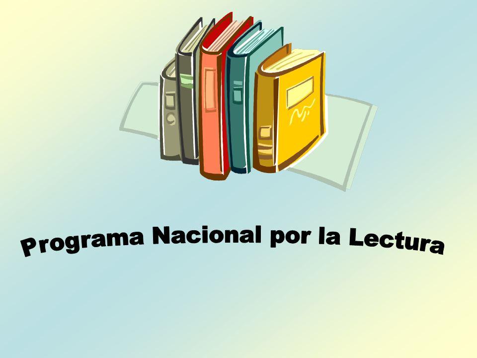 Programa Nacional por la Lectura