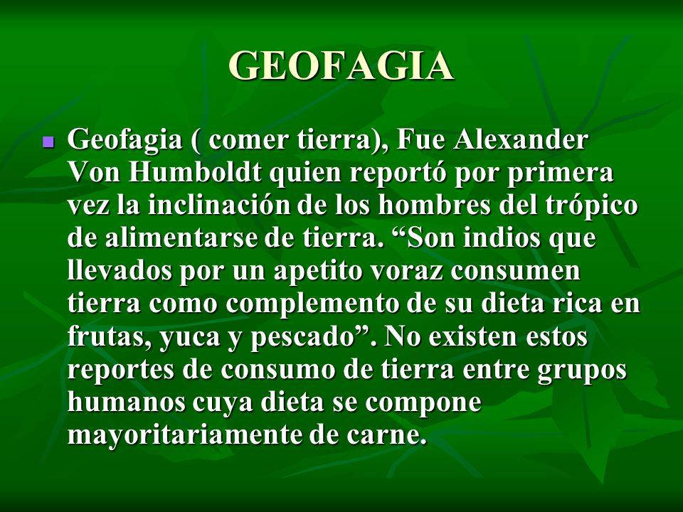 GEOFAGIA