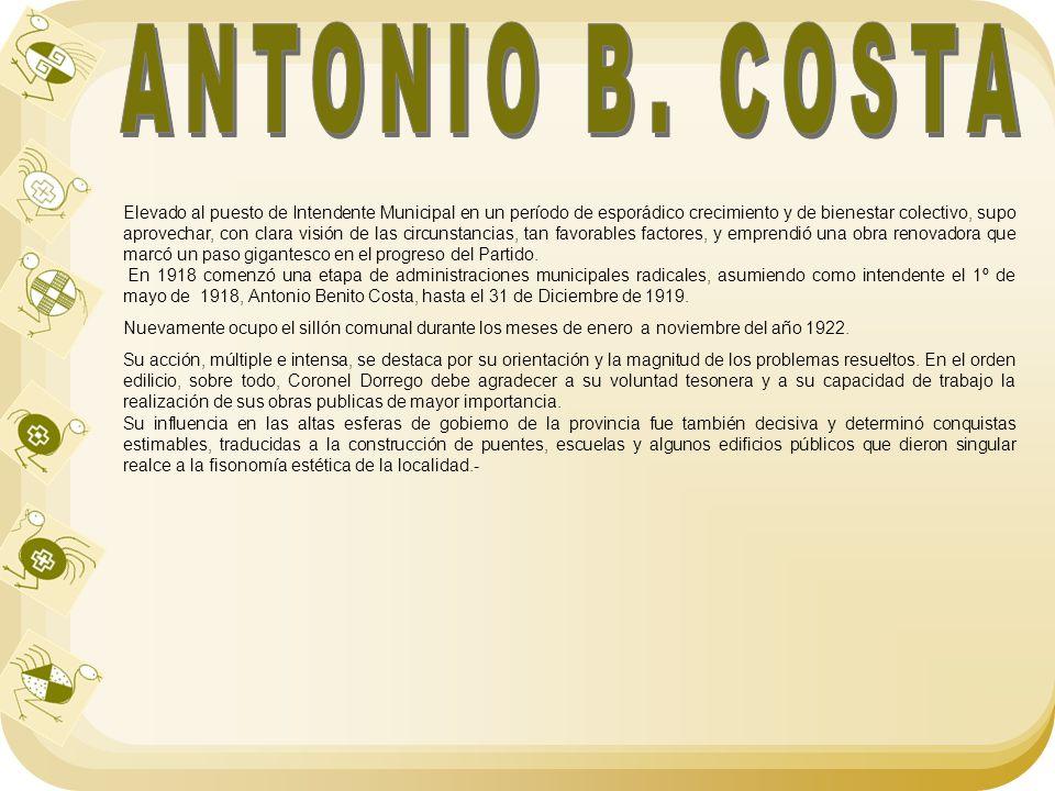 ANTONIO B. COSTA