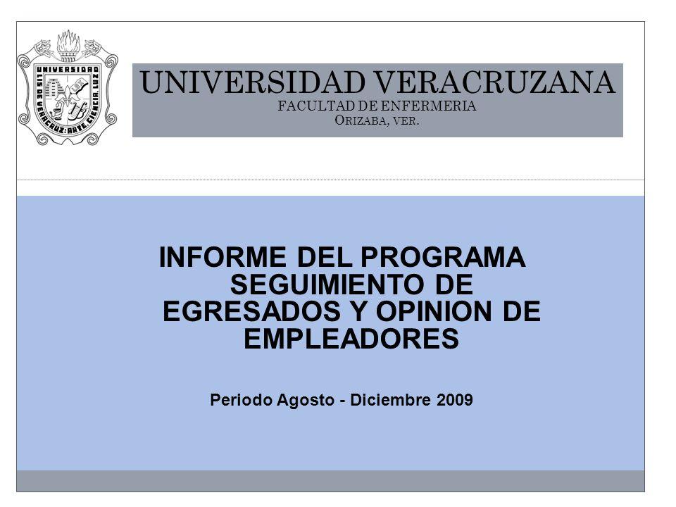 UNIVERSIDAD VERACRUZANA FACULTAD DE ENFERMERIA Orizaba, ver.