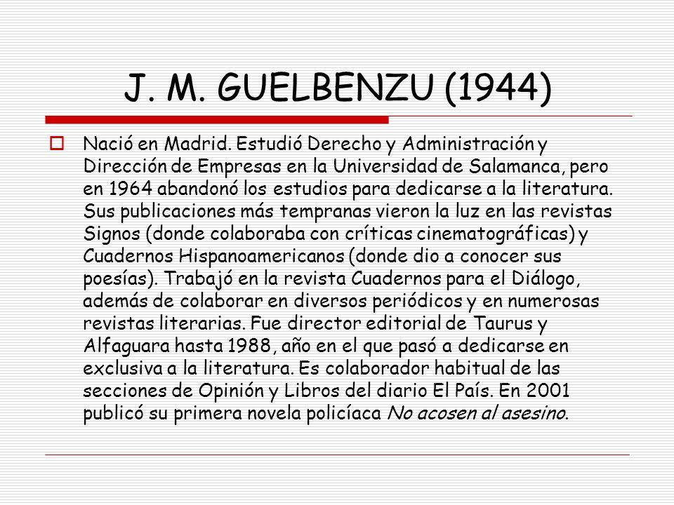 J. M. GUELBENZU (1944)