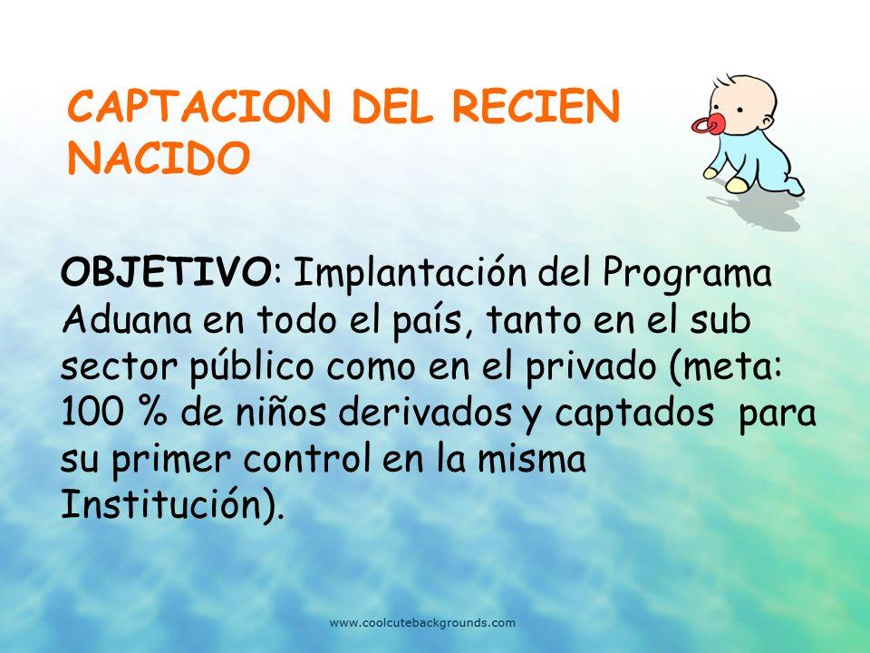 CAPTACION DEL RECIEN NACIDO