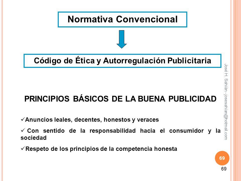 Normativa Convencional