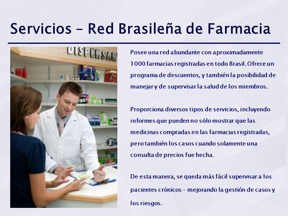 Servicios – Red Brasileña de Farmacia