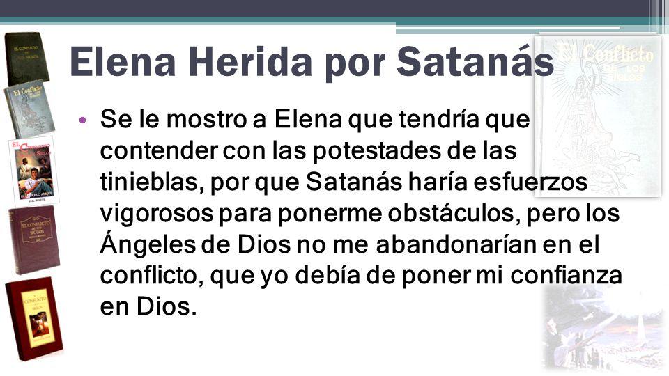 Elena Herida por Satanás
