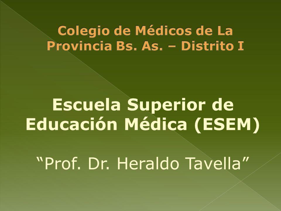 Colegio de Médicos de La Provincia Bs. As. – Distrito I