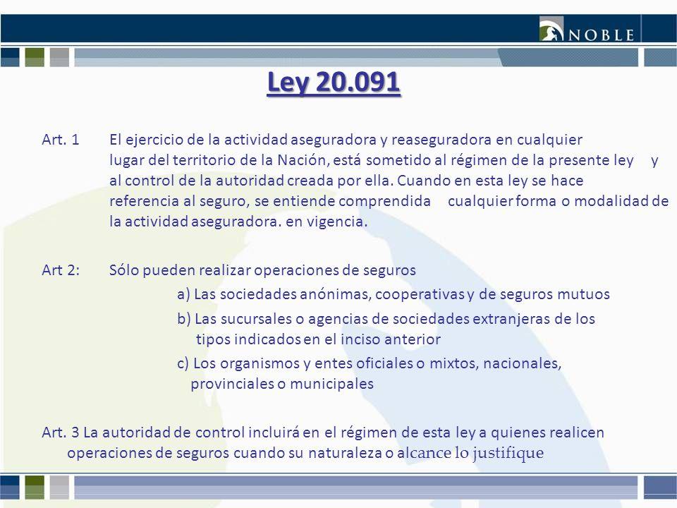 Ley 20.091
