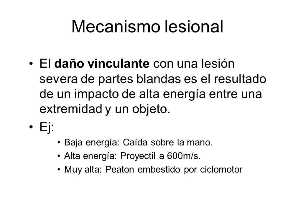 Mecanismo lesional