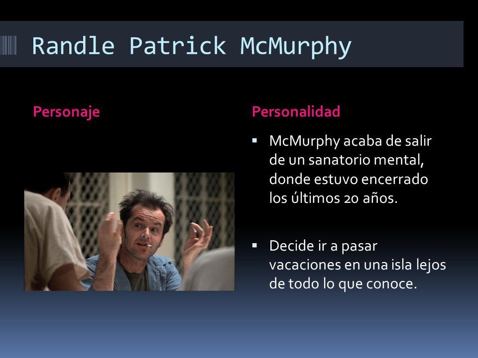Randle Patrick McMurphy