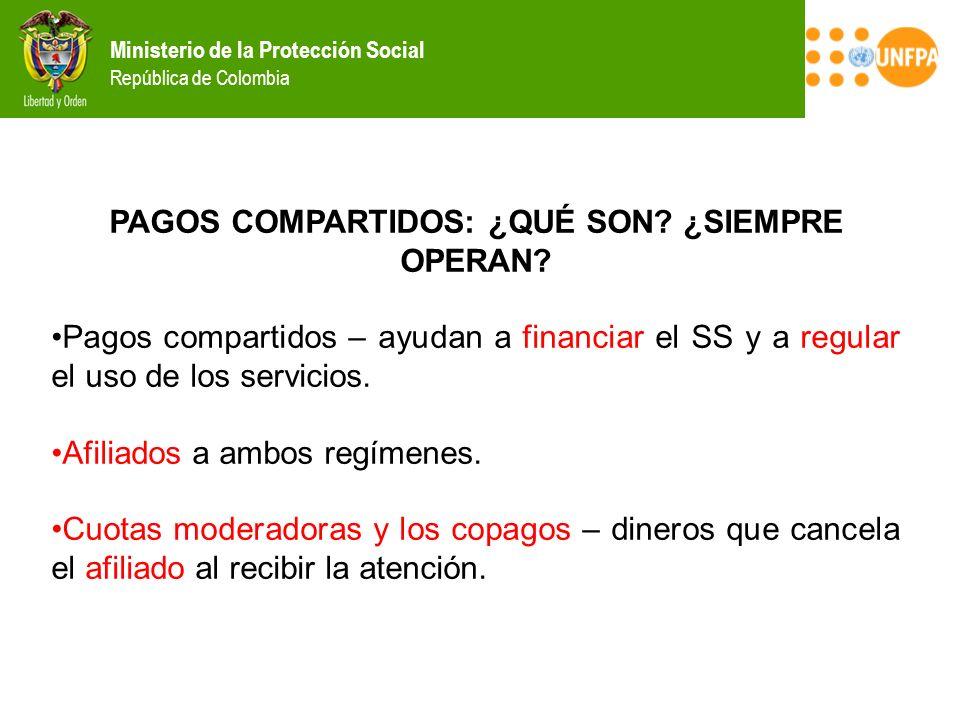 PAGOS COMPARTIDOS: ¿QUÉ SON ¿SIEMPRE OPERAN
