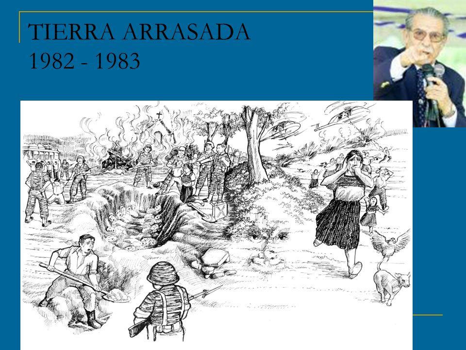 TIERRA ARRASADA 1982 - 1983