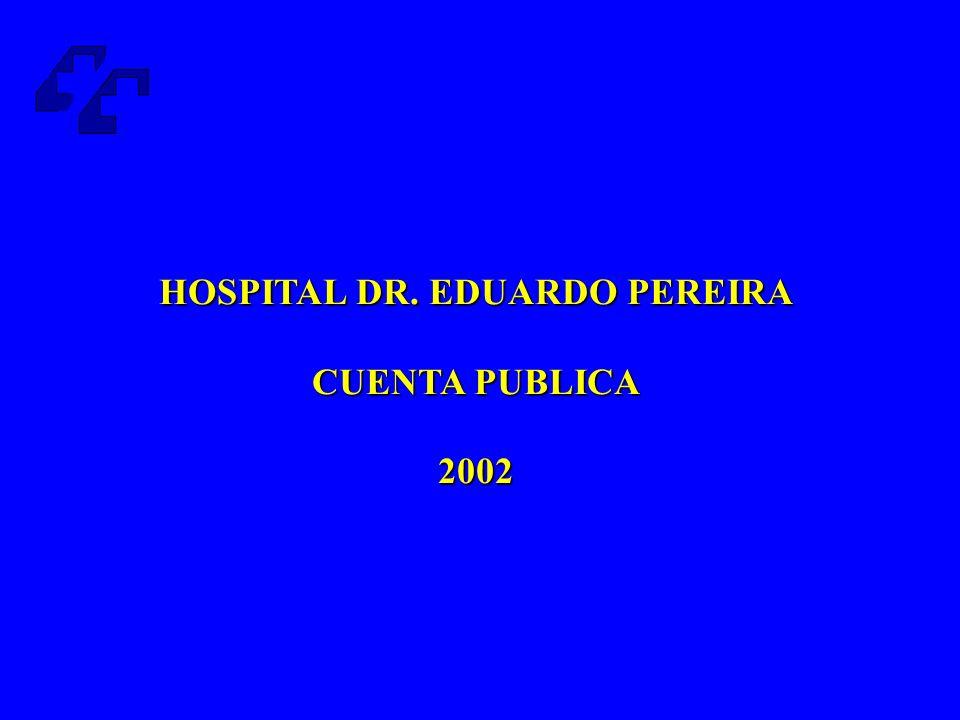 HOSPITAL DR. EDUARDO PEREIRA CUENTA PUBLICA