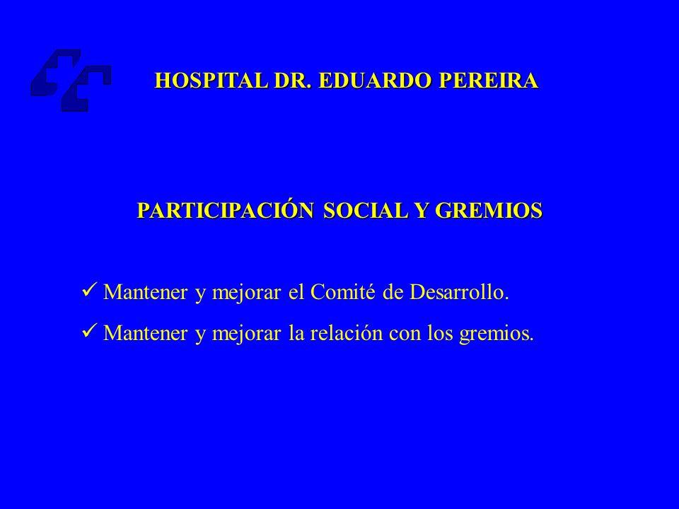 PARTICIPACIÓN SOCIAL Y GREMIOS