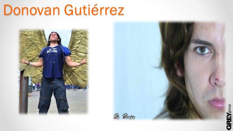 Donovan Gutiérrez
