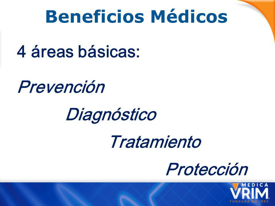 Beneficios Médicos Prevención Diagnóstico Tratamiento Protección
